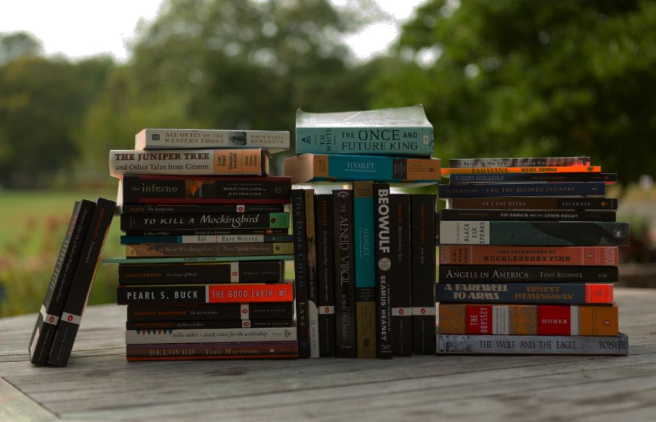 Books Dark